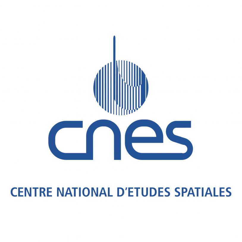 Logo du CNES 1994 - 2005